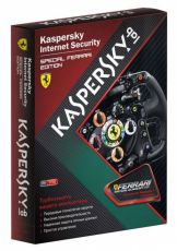 Антивирус Kaspersky Internet Security Special Ferrari Edition Russian Edition KL6815RBAFS