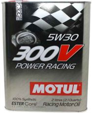 Масло и смазка MOTUL 300V Power Racing